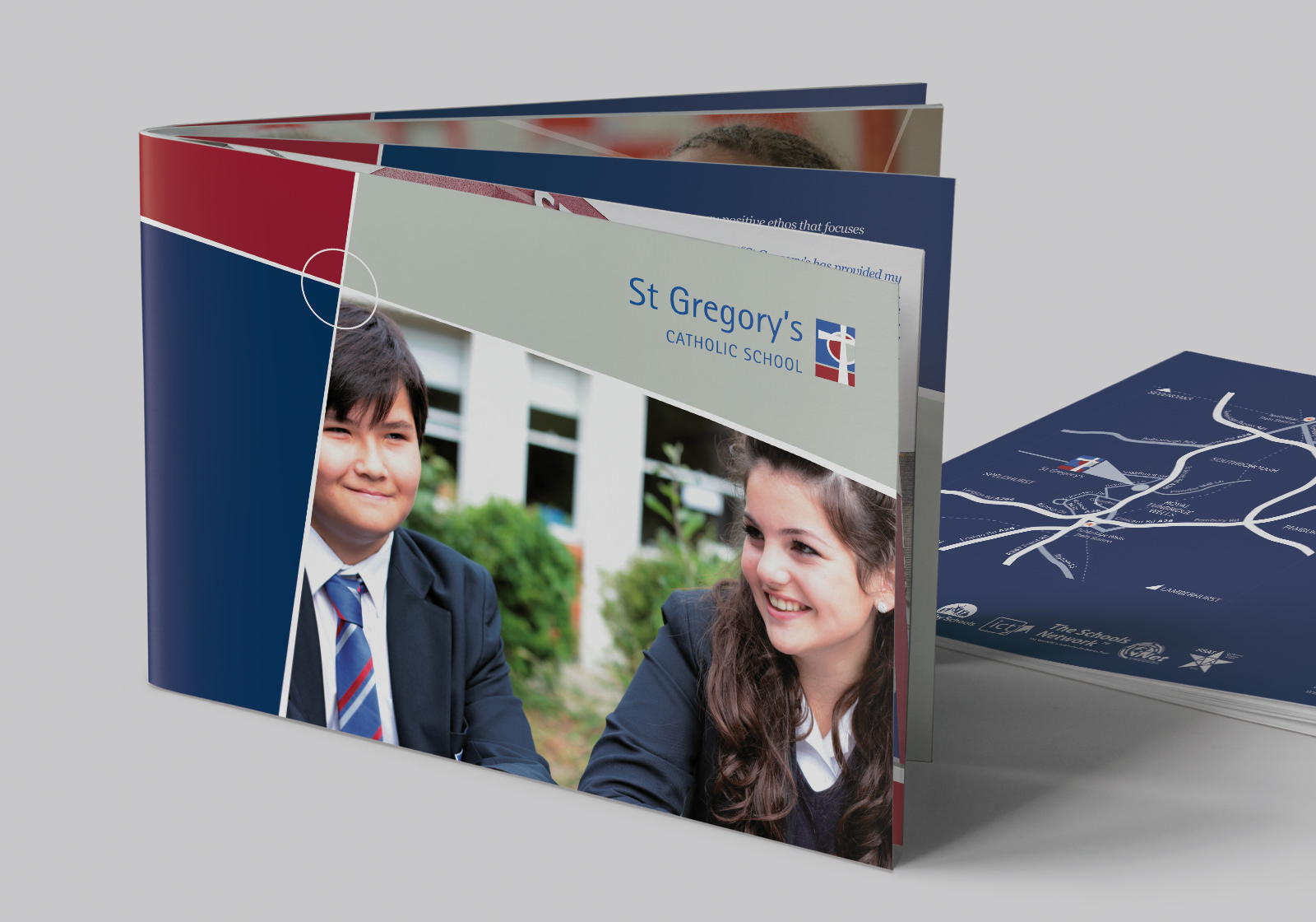Website for St Gregory's Catholic School