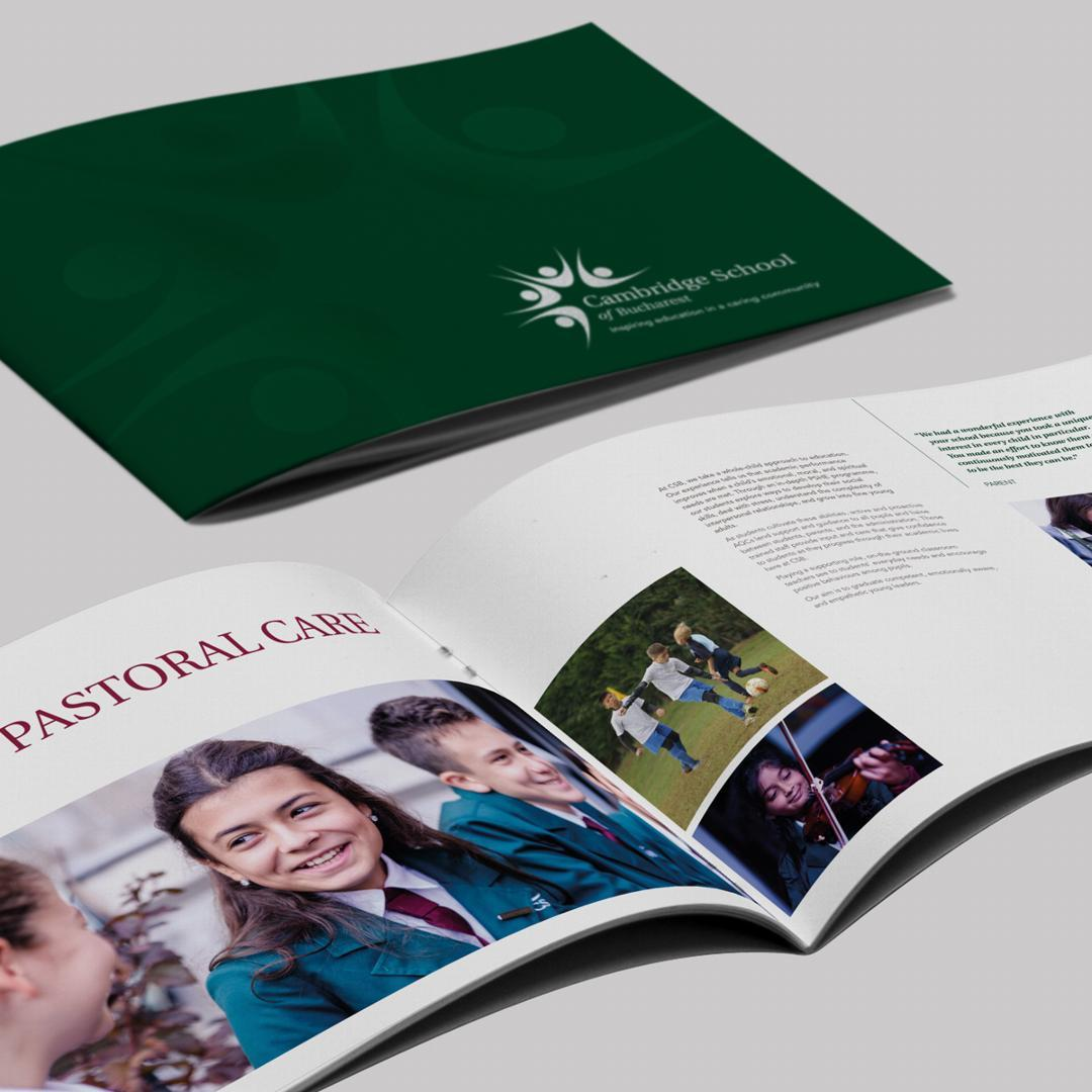 School prospectus, yay or nay?